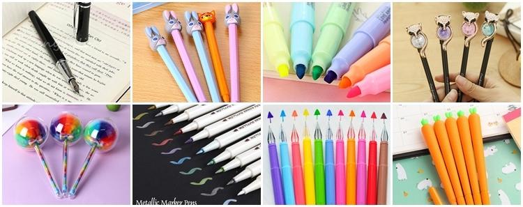 Aliexpress: długopisy imazaki