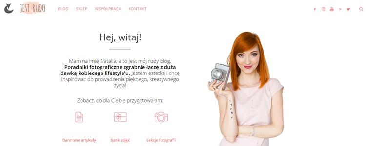 blog Jest Rudo