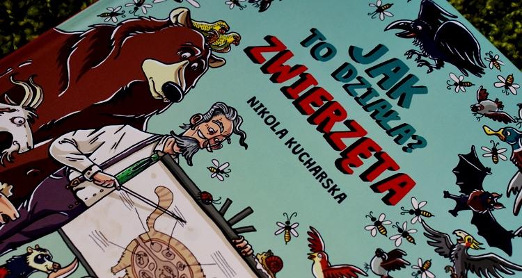 książka Nikola Kucharska