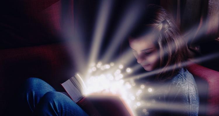 czytanie magia książki nastolatki