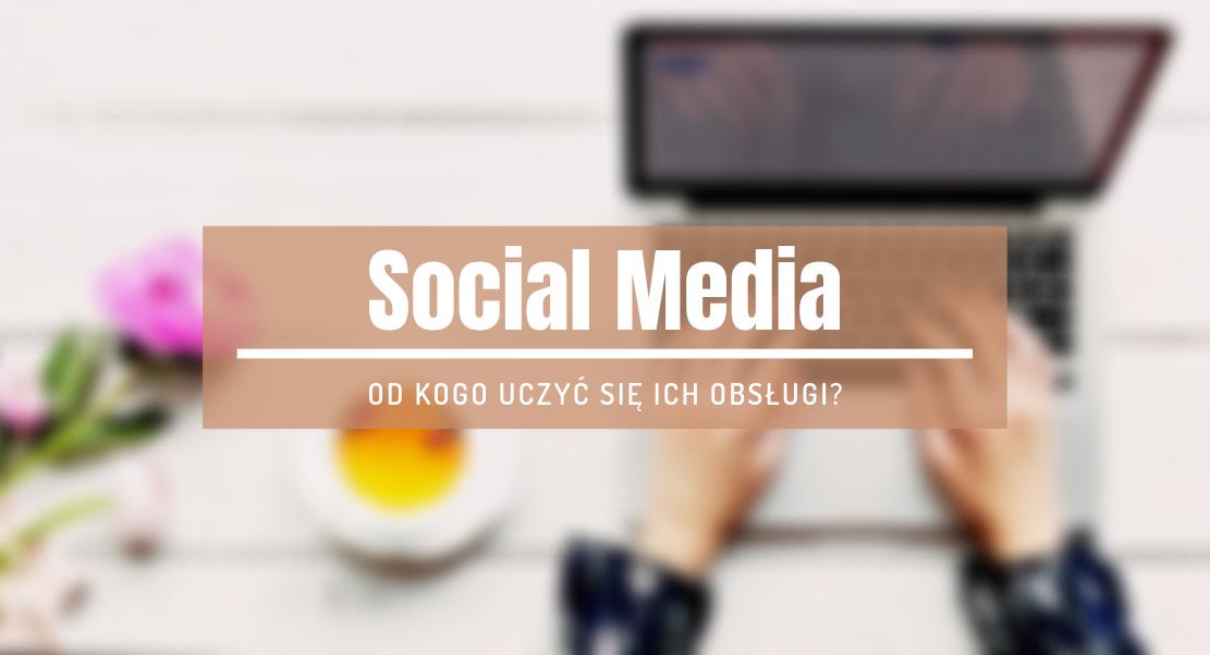 social media nauka