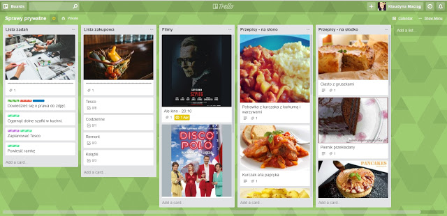 my board trello