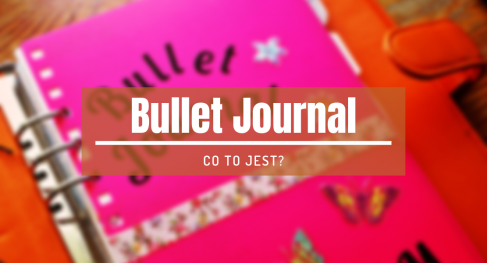 co to jest bullet journal