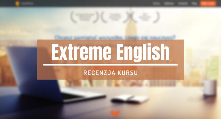 extreme english supermemo recenzja