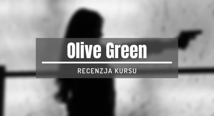 olive green kurs