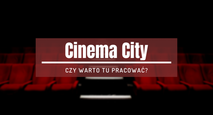 praca w cinema city