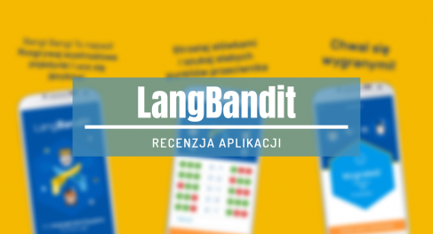 recenzja langbandit aplikacja językowa