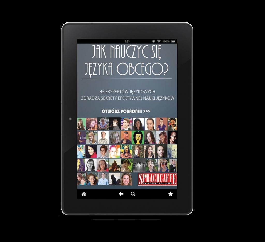 ebook nauka języków obcych
