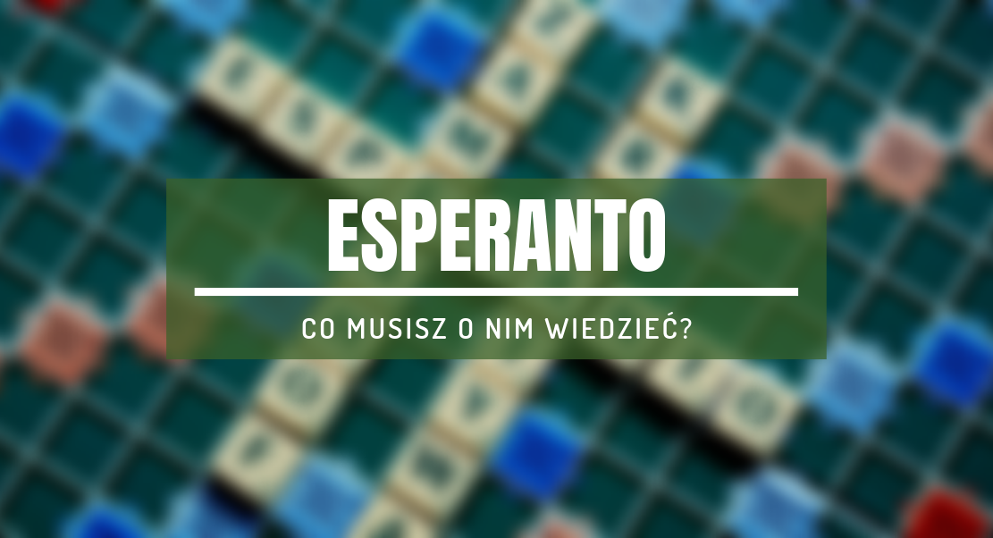 esperanto co to jest