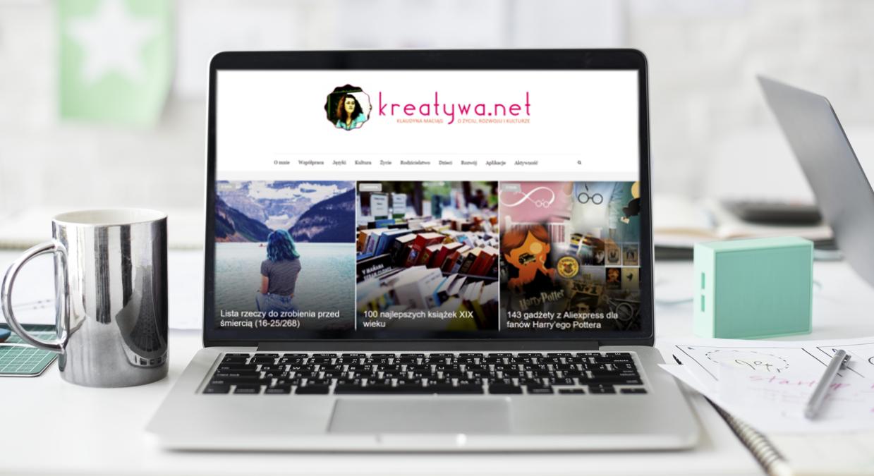 kreatywa blogowanie