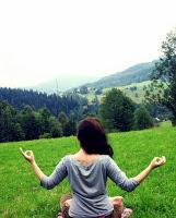 medytacja wgórach