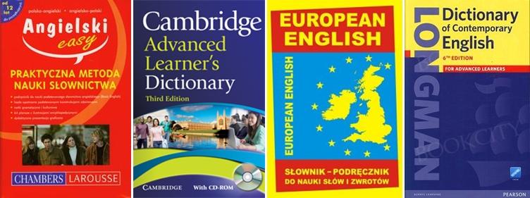 słowniki donauki angielskiego