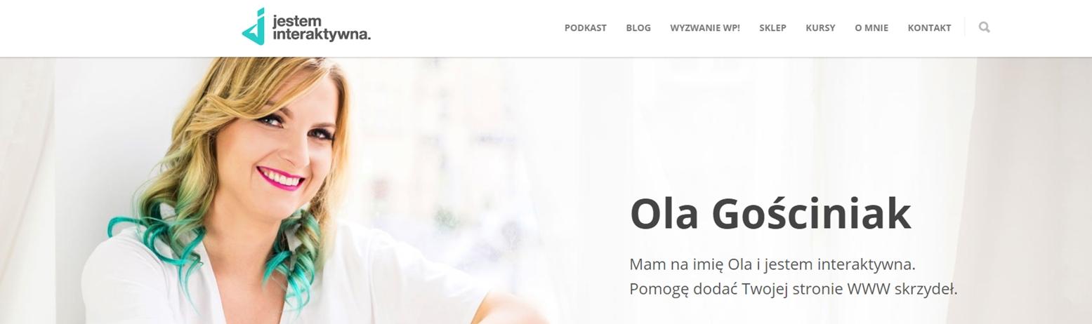 Ola Gościniak