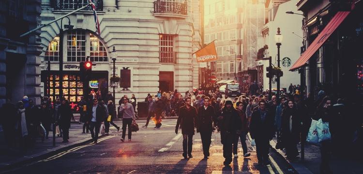 ludzie naulicy, angielska ulica